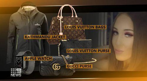 Melbourne handbag scammer