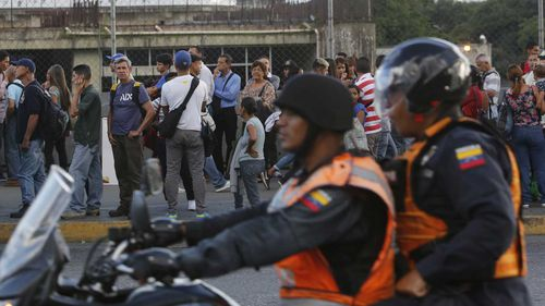 Caracas in Venezuela is one of the least safe cities in the world.