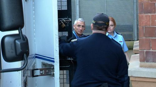 Christopher Cullen has been found guilty of his wife's murder. (9NEWS)