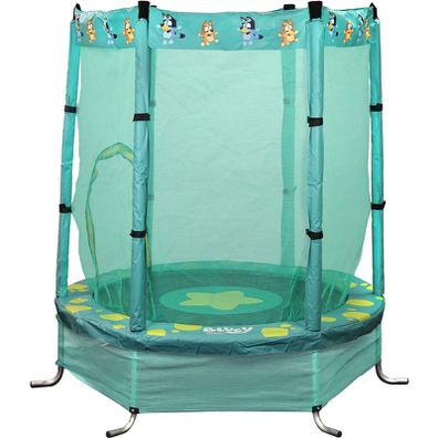 This incredible Bluey trampoline is on sale for $129.