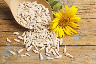 <strong>9. Sunflower seeds</strong>