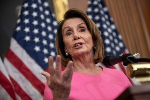 Democratic Leader Nancy Pelosi is trying to strike a balance the new Congress between those on her party's left flank and her instinct to prioritise kitchen-table promises made by her party.