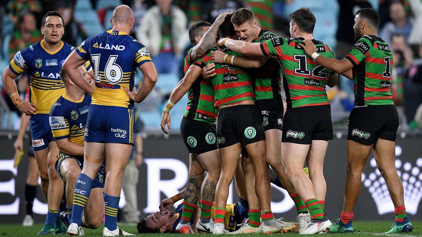 Souths' NRL fightback breaks Parra hearts