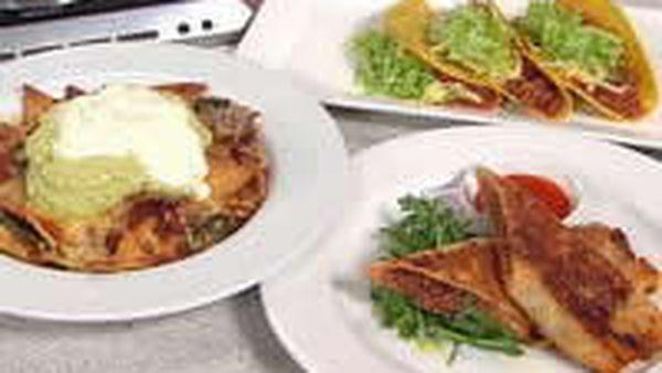 Mexican Chilli Hot Pot