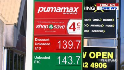 Petrol prices reach highest levels since 2015