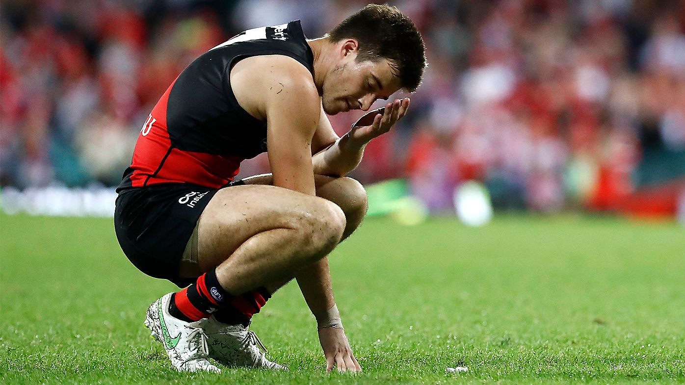 'Not sure he's that great': Giants and Magpies great Heath Shaw's stinging Zach Merrett assessment