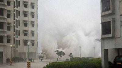 Typhoon Mangkhut death toll feared in triple figures