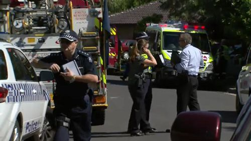 Body found after fire tears through Melbourne home