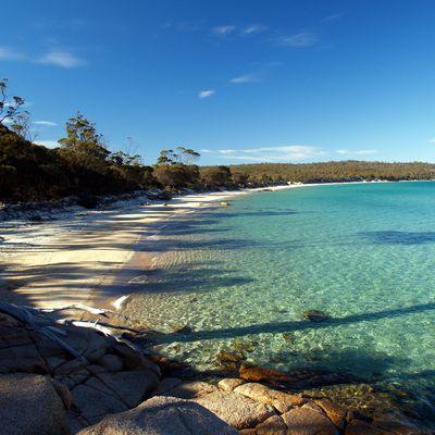 Cook's Beach, Tasmania