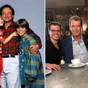 Mrs. Doubtfire cast: Then and now