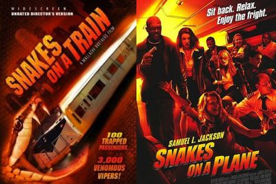 No prizes for guessing which Samuel Jackson-starring blockbuster this film ripped off!