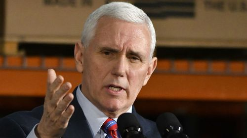 US Vice President Mike Pence to visit Australia next month