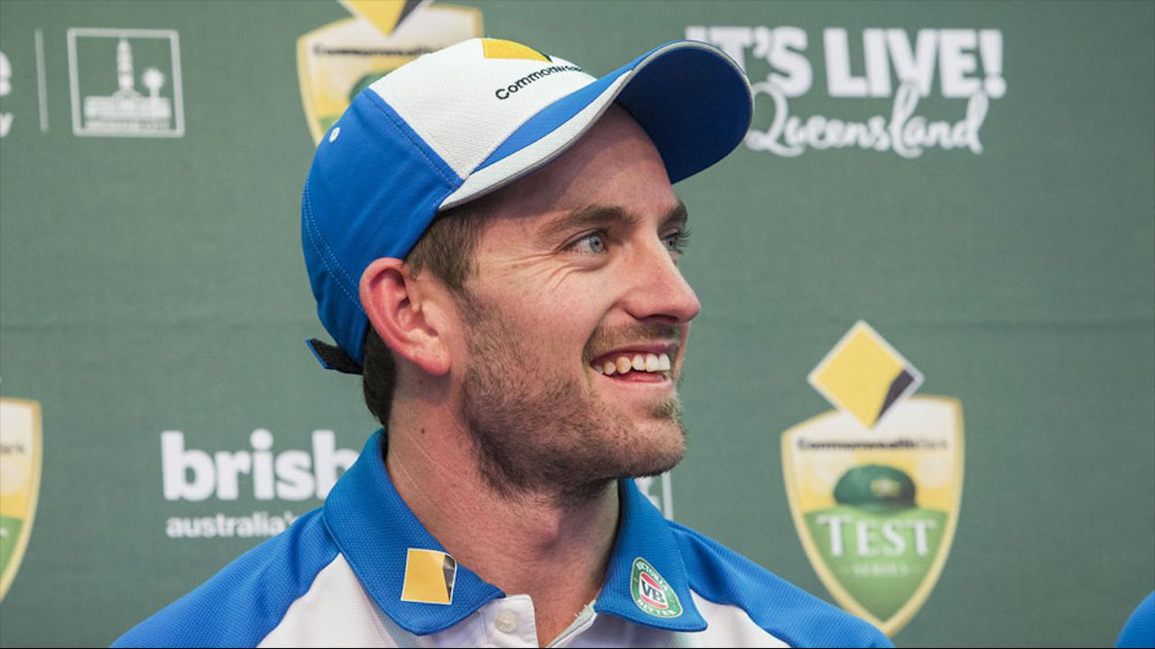 Aspiring Test player Chadd Sayers laments Cricket Australia's stance in pay dispute