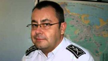 French police officer Helric Fredou (Supplied)