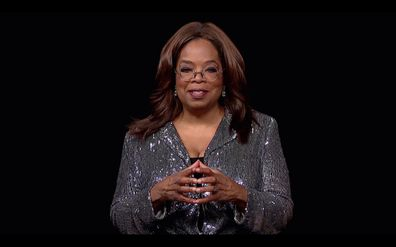 Oprah at the Emmys.