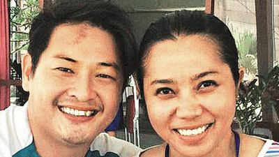 "<br>April 27, 2015: Just 72 hours ahead of the execution, Chan married his fiancée in Besi. ""It was an enjoyable moment,"" his brother Michael told the ABC.<br>"