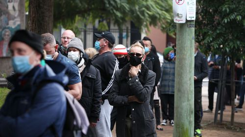 Vaccines demand swells in Sydney