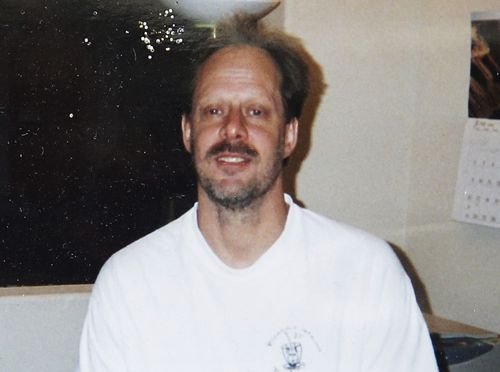 Stephen Paddock killed 58 people before turning the gun on himself. (AAP)