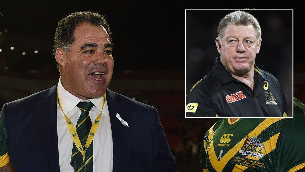 Meninga hits back at Gould's criticism