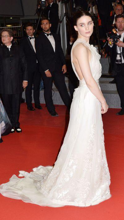 Rooney Mara: Now...
