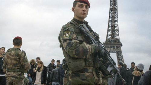 French police warned of terror groups travelling from Syria