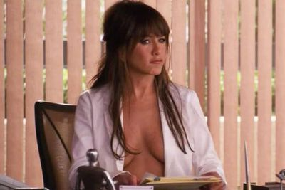 Jen's unconventional dentist in <i>Horrible Bosses</i>