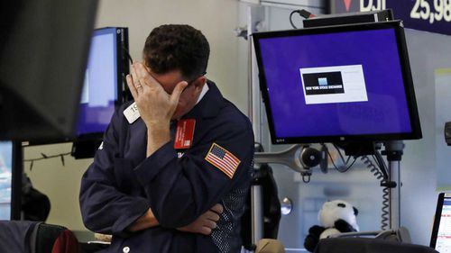 Wall Street plunged after China devalued the yuan.