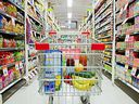 Supermarket trolley (Getty)