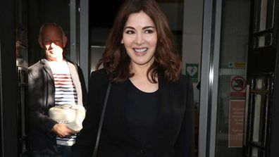 Journalist, cook and Author Nigella Lawson