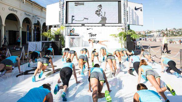 Images courtesy of Nike