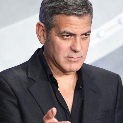 <p>George Clooney</p>