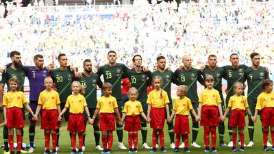 Socceroos launch make or break World Cup campaign