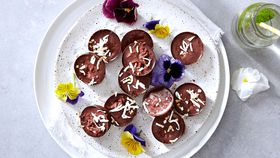 Tiffiny Hall's healthy Easter chocolates