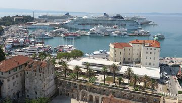 A NSW man has reportedly been arrested in Split, Croatia. (File/AAP)
