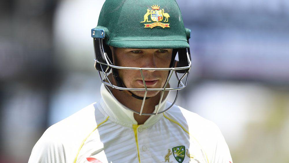 Australia back struggling batsman Peter Handscomb to fix his flaws for Ashes
