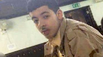 Manchester suicide bomber Salman Abedi.