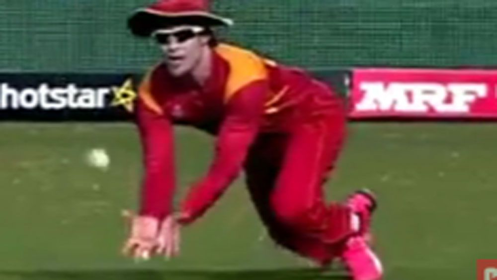 Zimbabwe rue controversial overrule by third umpire