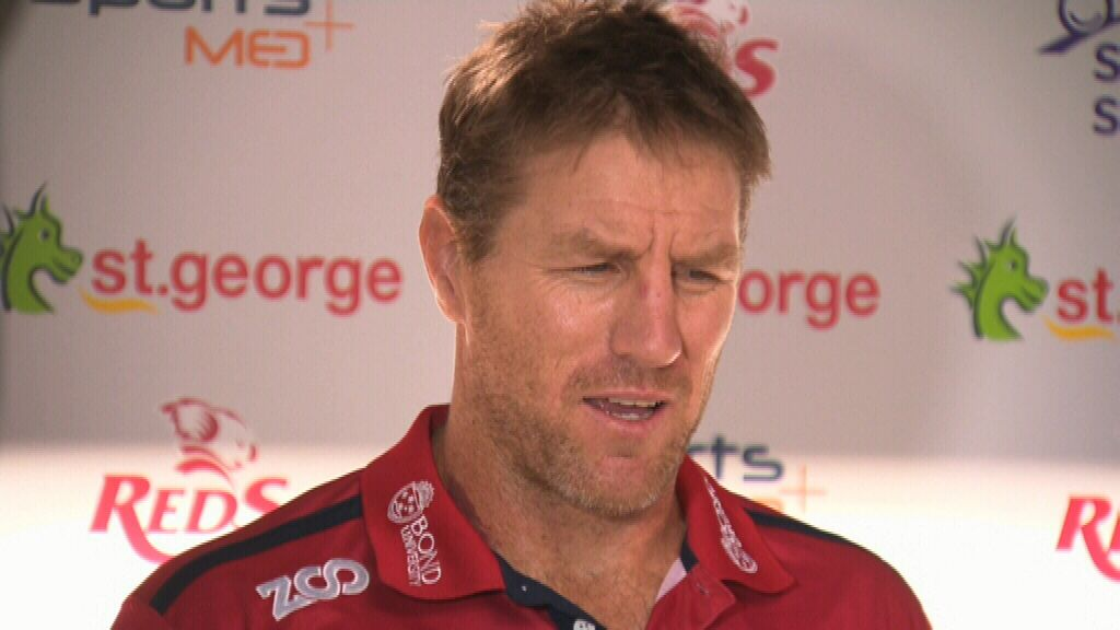 Thorn appointed Reds coach