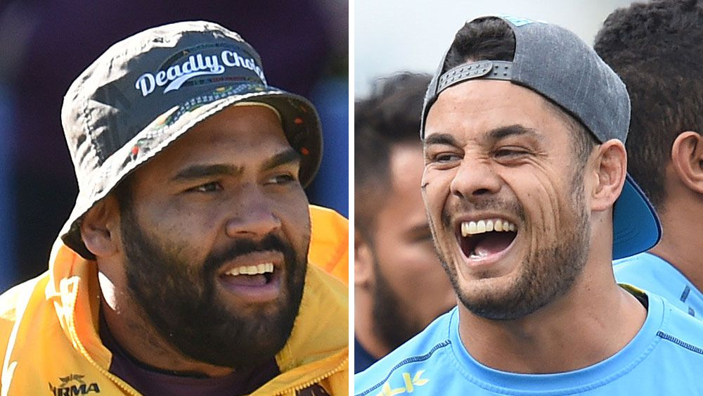 Hayne to water polo? Big Sammy has the inside scoop