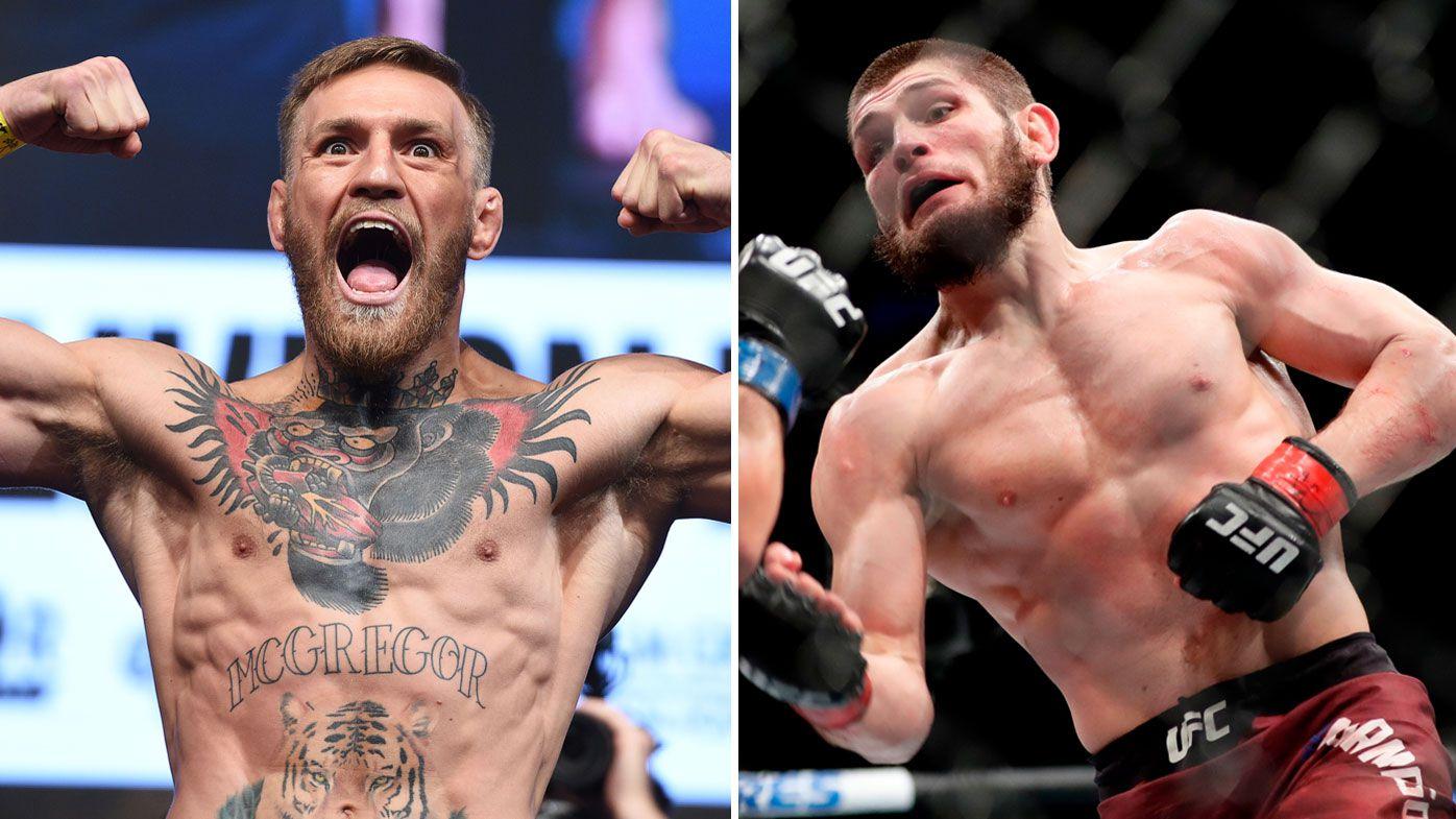 McGregor vs Nurmagomedov