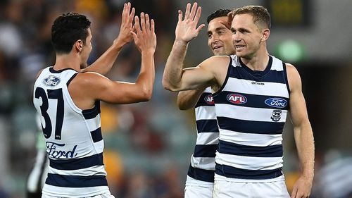 Joel Selwood Geelong Cats