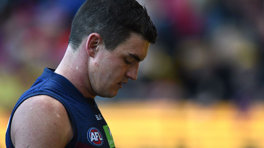 Tom Rockliff hasn't attracted any attention. (AAP)