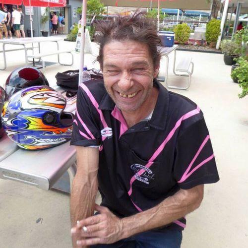 Darren Moloney was a dedicated employee and lovable larrikin. (Supplied)