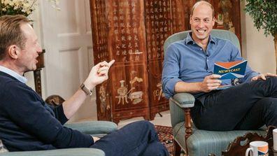 Prince William, Adam Fleming