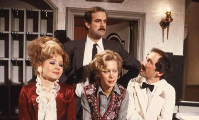 Fawlty Towers, cast
