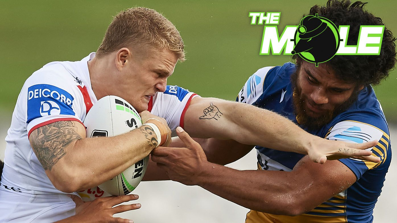 The Mole: Dragons and Panthers eye player swap, Sharks chairman behind coach unrest