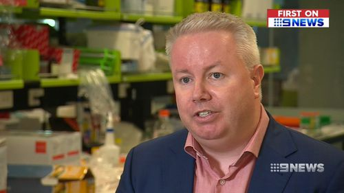 Professor David Lynn said the impact of antibiotics could be reversed with a simple booster shot or probiotic.
