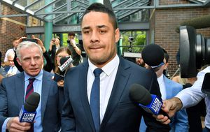 Former NRL star Jarryd Hayne's rape trial postponed to have jury