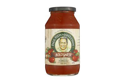 Paul Newman Homemade Bolognese