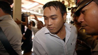 Bali Nine member Tan Duc Thanh Nguyen was initially sentenced to death but had his sentence changed to life in prison. (AAP)